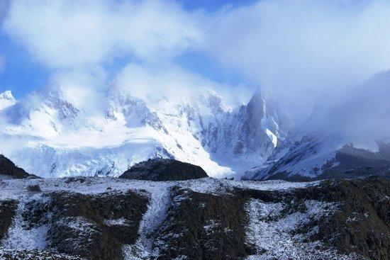 Patagonia Hikes: Fitz Roy. un coloso