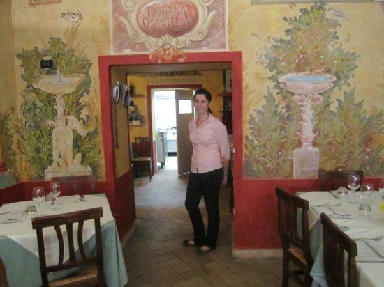 Taverna Quintilia: great people!