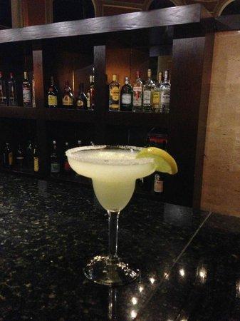 Majestic Elegance Punta Cana: Margarita at the lobby bar
