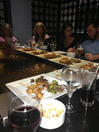 Majestic Elegance Punta Cana: 9 Doors - Japanese Restaurant