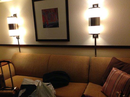 Hyatt Place Fort Lauderdale / Plantation: Nuestra habitación