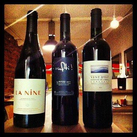 Jour de Marché: vins de l'Aude