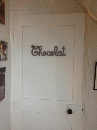 La Maison de Famille : Chocolat room