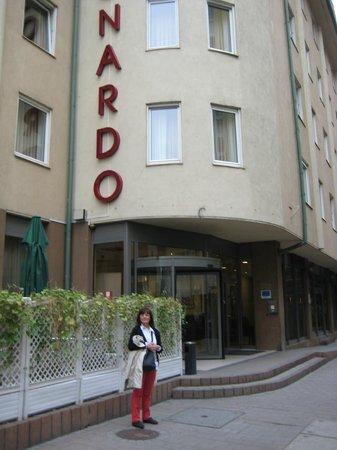 Leonardo Hotel Budapest: frontaria do Hotel