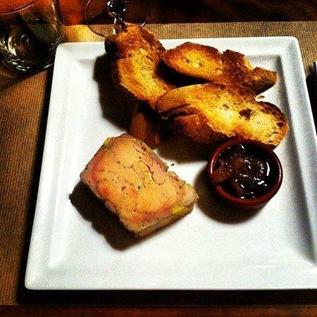 Jour de Marché: Foie Gras de canard mi-cuit maison