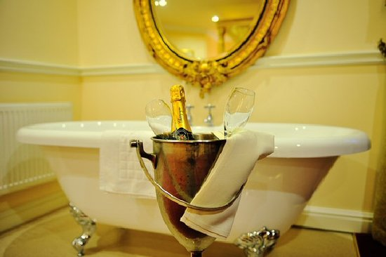 Grange hotel champagne on ice for those special occasions