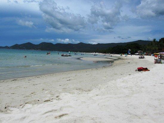 Lek City Hotel : Chaweng beach