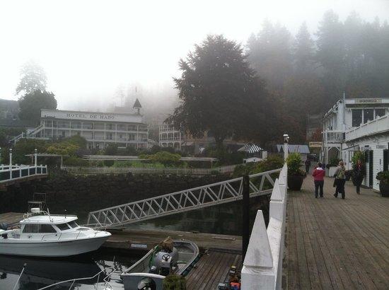 Roche Harbor Resort: The Dock