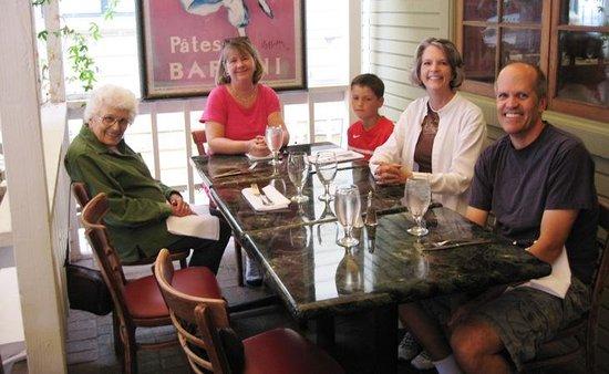 Basil Leaf : great family get together...