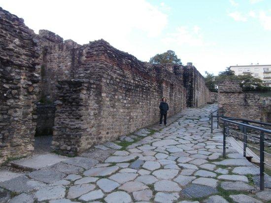 Museum of Gallo-Roman Civilization: Un petit exemple