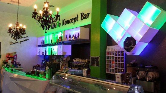 UniKo Koncept Bar