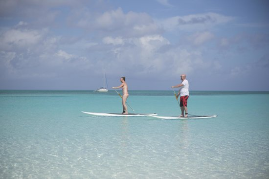 Cape Santa Maria Beach Resort & Villas: Paddle boards available for rent
