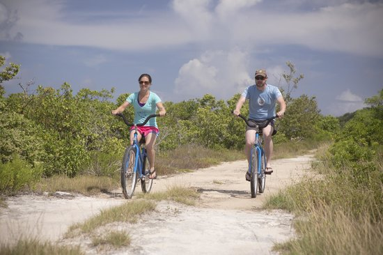 Cape Santa Maria Beach Resort & Villas: Free use of bicycles