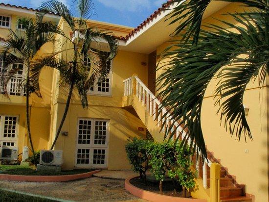 Cubanacan Comodoro: My bungalow