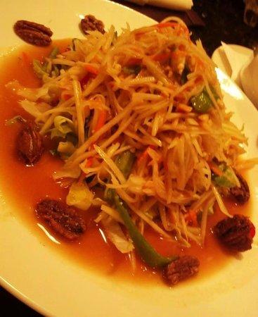 Rama V : Papaya Salad