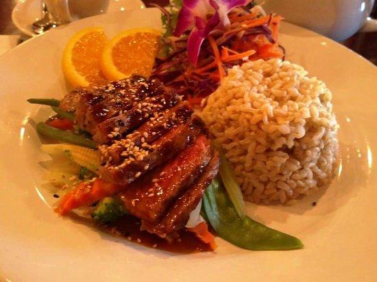 Rama V: Lunch Teriyaki Beef