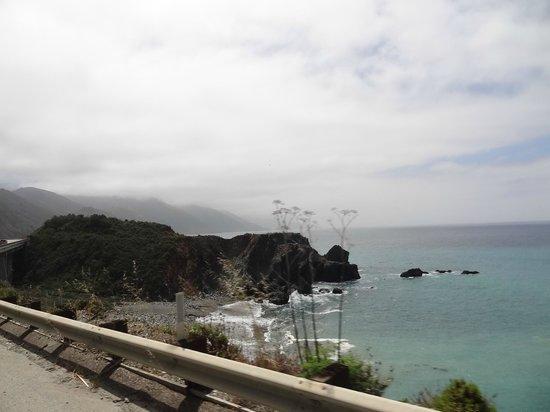 Big Sur Station: praia
