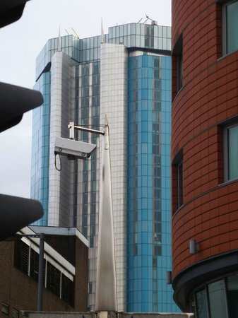 Radisson Blu Hotel, Birmingham: View of Hotel