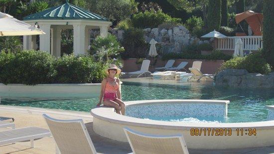 spa and pool - Picture of Monte-Carlo Bay & Resort - TripAdvisor