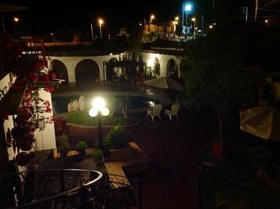 Hotel Don Agucho: la piscina.