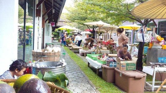 "JJ Market Chiang Mai: ""Kad moua"""