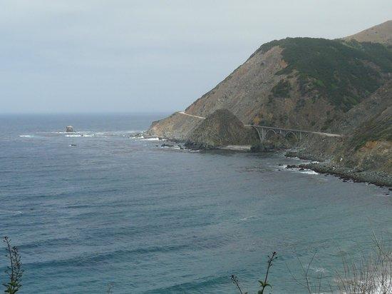 Partington Cove : vista