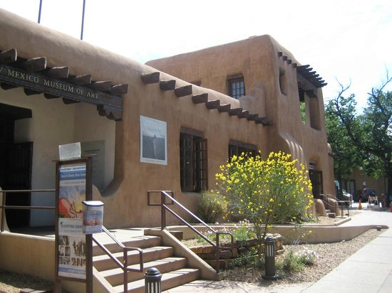 New Mexico Museum of Art: Museum of Art