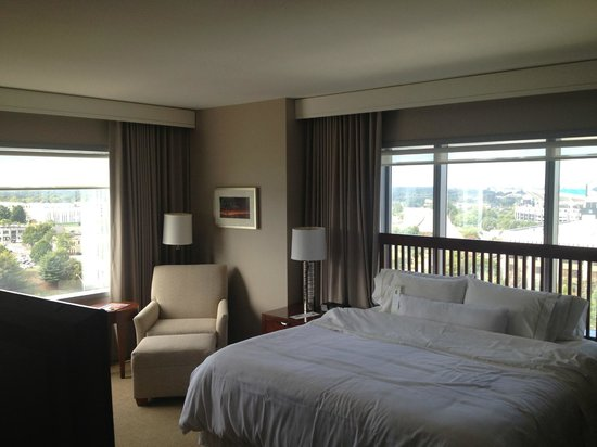The Westin Charlotte: suite