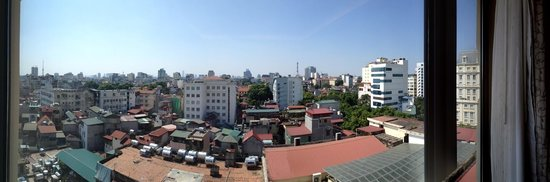 Hilton Garden Inn Hanoi: View from room 912