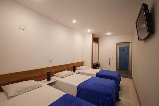Hotel Villa Reggia: Apartamento Standard Triplo