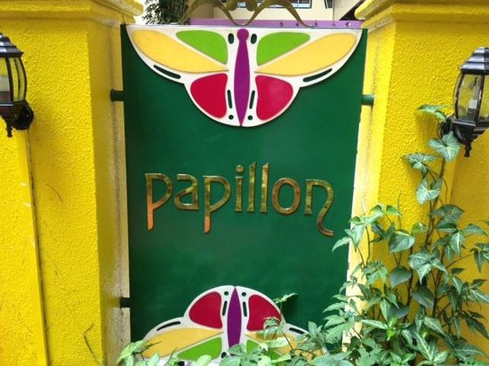 Sheraton Abuja Hotel: The Papillon Restaurant