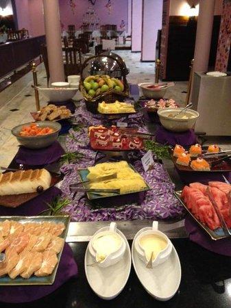 Sheraton Abuja Hotel: Nice Setting