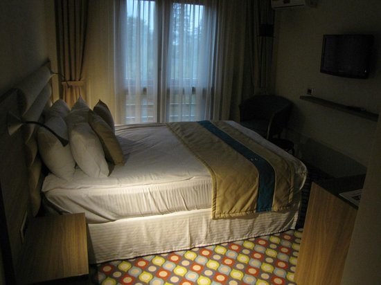 Capitolina City Chic Hotel: Double Room Standard