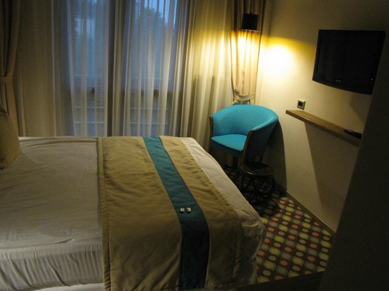 Capitolina City Chic Hotel: Double Room