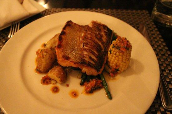 East & Main Bistro: Tilapia - yummy