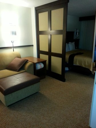 Hyatt Place Lexington : Sitting area