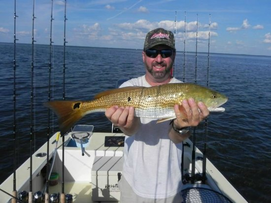 "Jensen's ""On the Gulf"": Fishing with Capt Nelson Diaz from Jensens Twin Palms Marina"