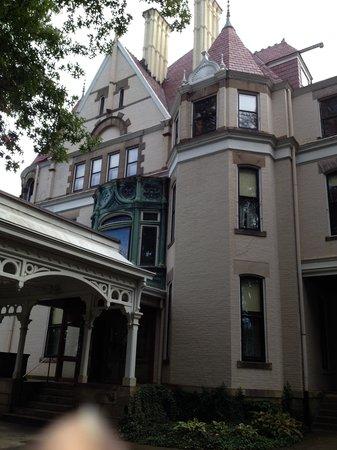 Frick Art and Historical Center: Frick House