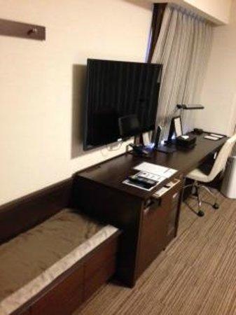 Richmond Hotel Fukuoka Tenjin: テレビ