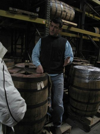 Copper Fox Distillery: Rick Wasmund