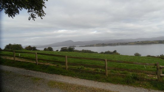 Dromcloc House: Overlooking Bantry Bay from B & B #1