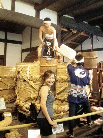 Hakutsuru Sake Brauereimuseum: Hakutsuru Brewery- Museum Attraction