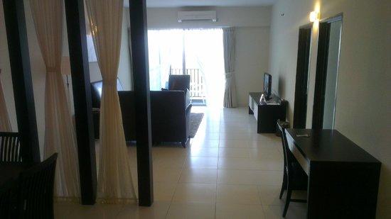 Bayu Marina Resort: Lounge area