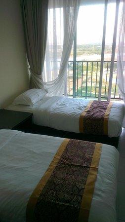 Bayu Marina Resort: Bedroom 3