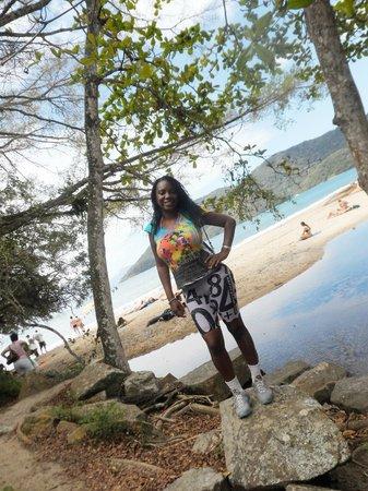 Preta Beach (Lazareto)