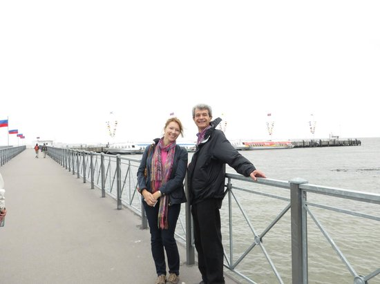 Peter's Walking Tour: Vika shows us all of Peterhof