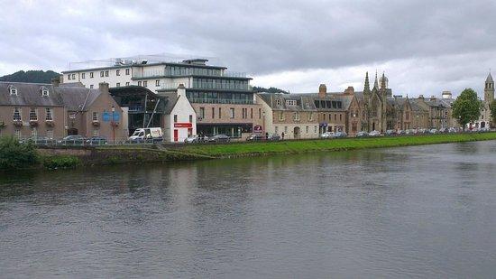 Premier Inn Inverness Centre (River Ness) Hotel: Hotel neighbourhood