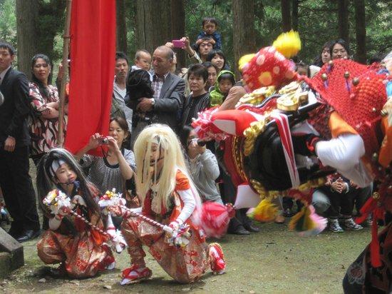 Minshuku Nakanoya : お祭り