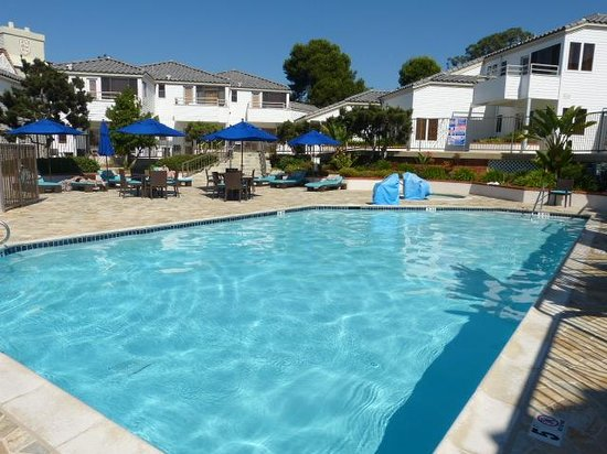 Hotel Indigo San Diego Del Mar: Pool and Jacuzzi Area