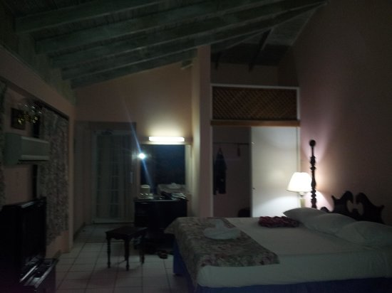 Treasure Beach Hotel: Bedroom